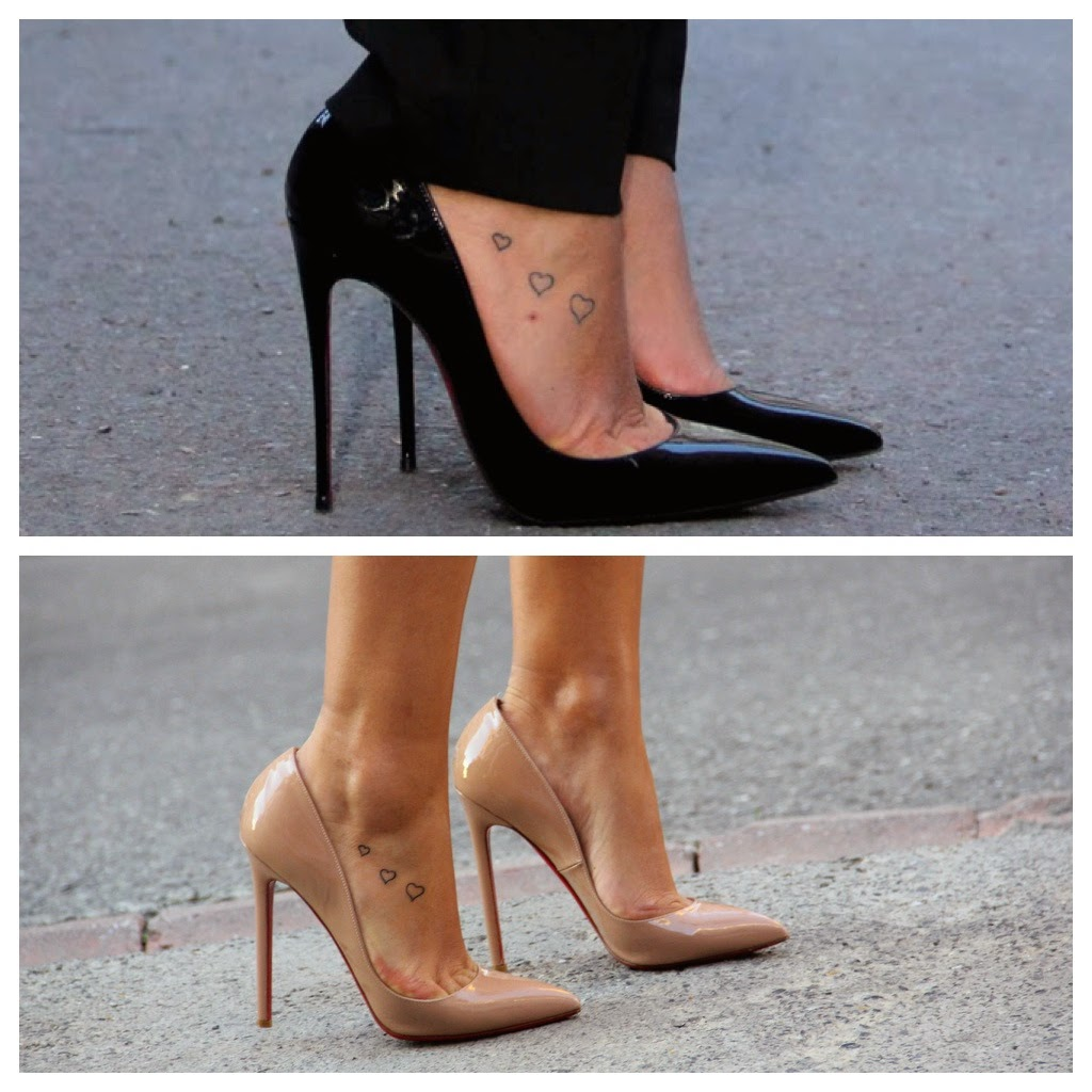 what the difference between christian louboutins so kate and pigalle