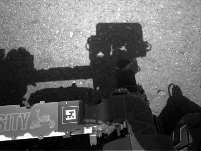 фото с марсохода