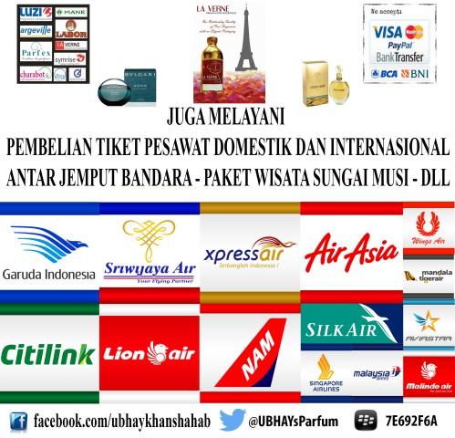 Ubhay'S Parfum & Humara Travel Palembang