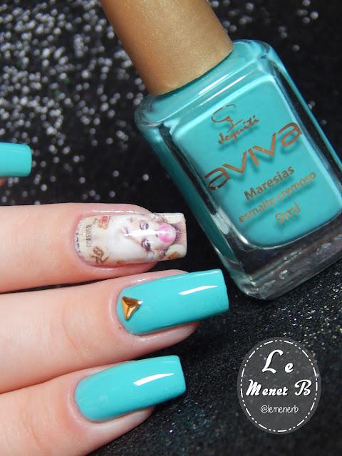 nail art celebridade