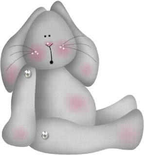 conejo de peluche de juguete para bebes