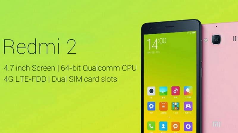 Redmi 2 Ponsel Murah Terbaru Xiaomi Hadir di Indonesia