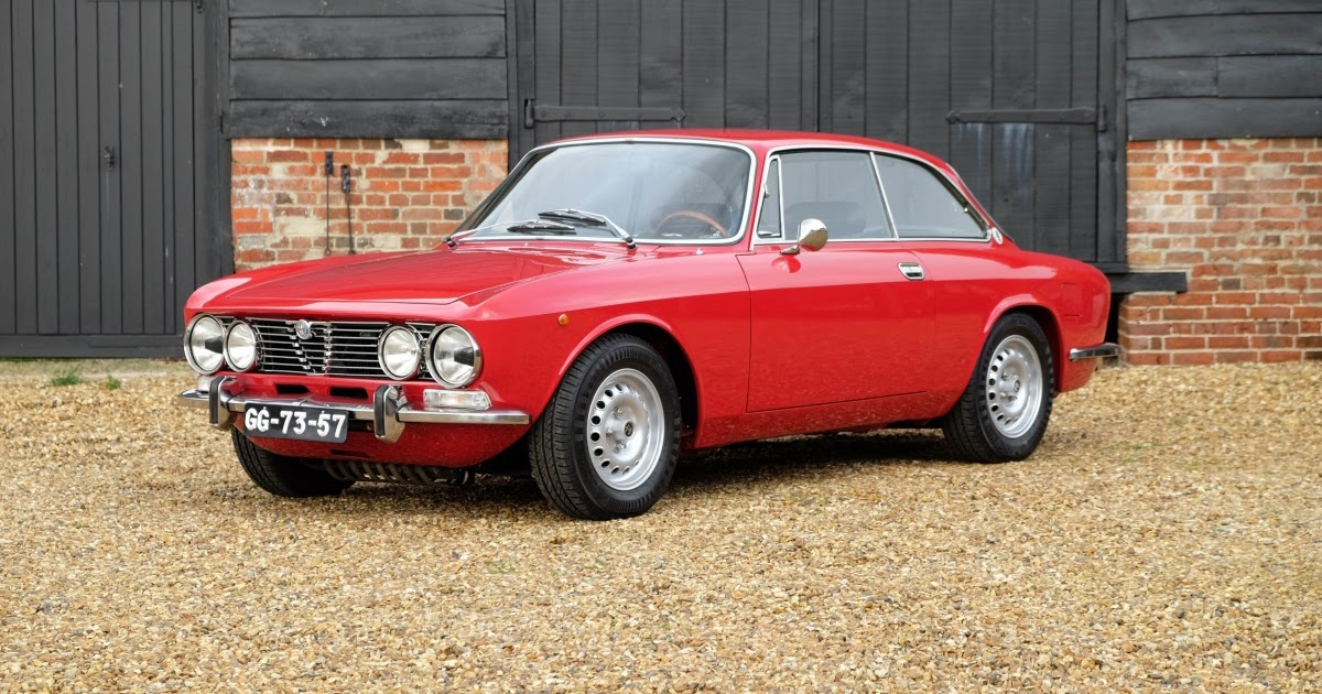 All Cars NZ: 1972 Alfa Romeo 2000 GTV for sale in UK