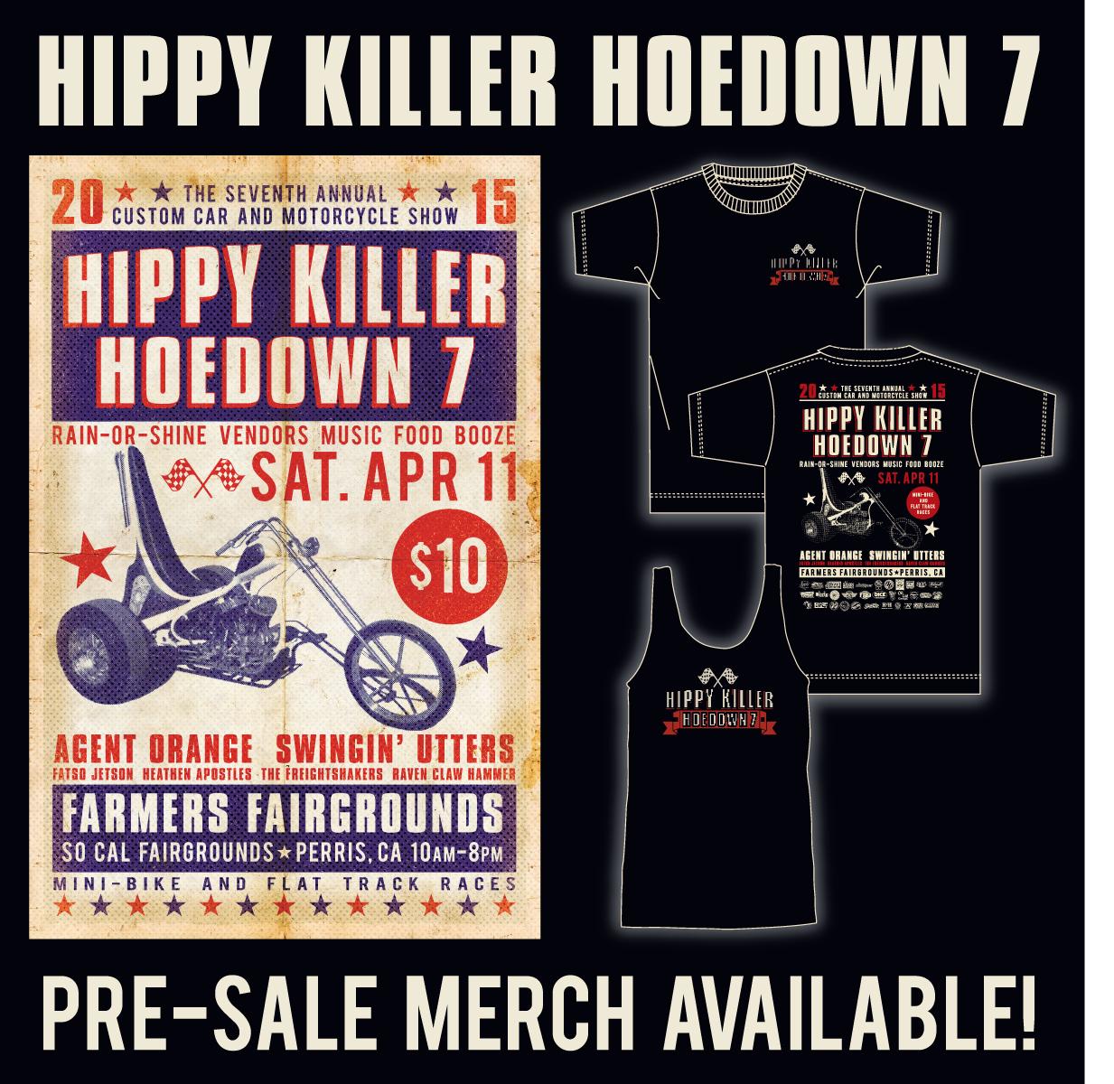 Hippie Killer 2015 The Official Hippy Killer