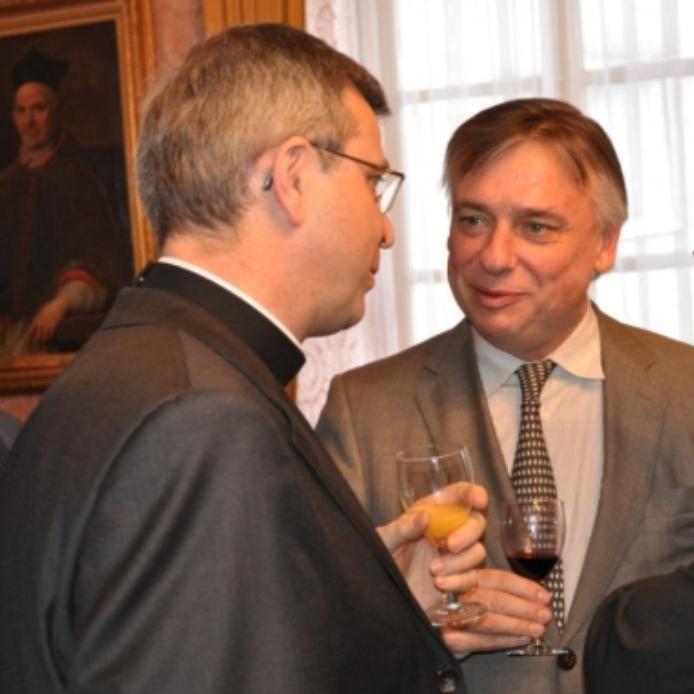 Katholieke Actie Vlaanderen +: Hier een 'interessant' stuk in 'La ...
