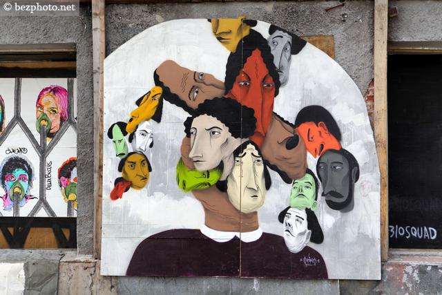310Squad граффити