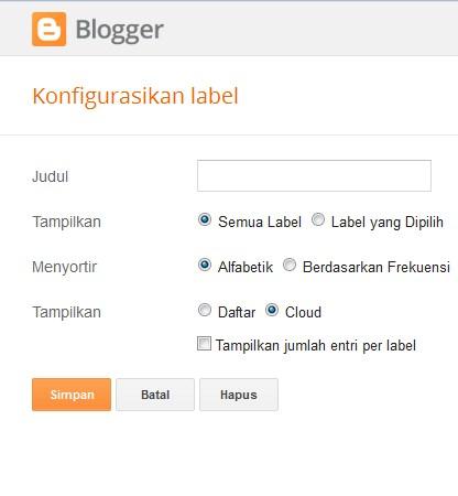 kategori atau label blog http://taupintar.blogspot.com