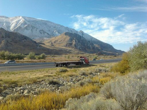 Road Warrior, near Salt Lake City, Utah