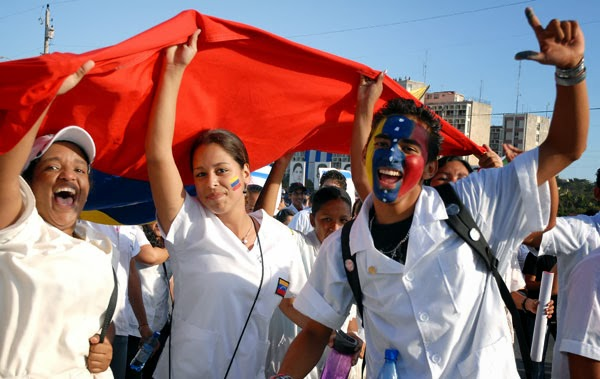 Venezuela solicita sede del próximo Festival Mundial de la Juventud