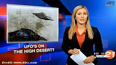 UFO Sightings Expand To Oregon
