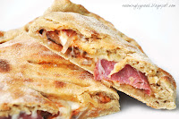 open calzone My Recipes