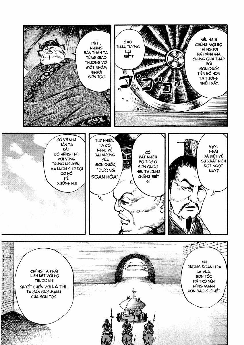 Kingdom - Vương Giả Thiên Hạ  Chapter 28 page 11 - IZTruyenTranh.com