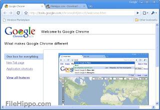 Download Browser Google Chrome 29.0.1547.32 Beta Free