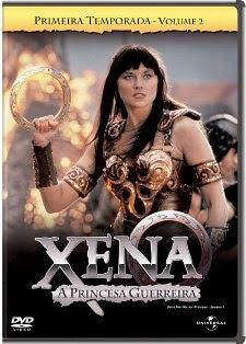 xena dublado Download Xena: A Princesa Guerreira   1ª, 2ª, 3ª e 4ª Temporada Dublado RMVB