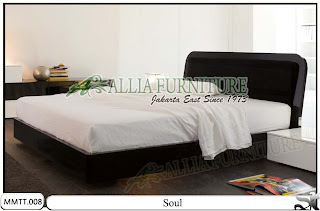 Tempat Tidur Terbaru Modern Minimalis Soul 160 X 200
