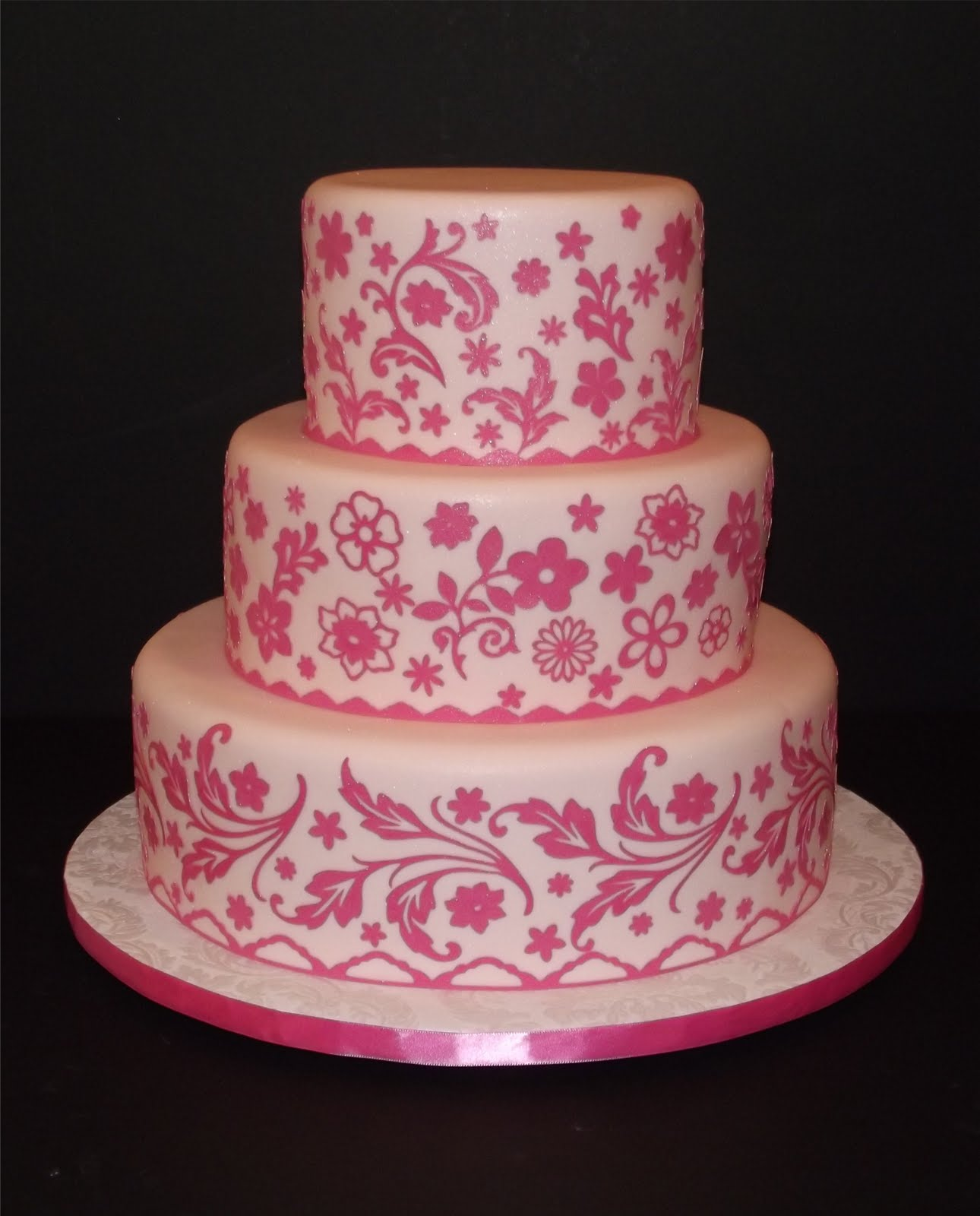 Creative Designs For Cakes: Silhouette Cake + Icing Images ...