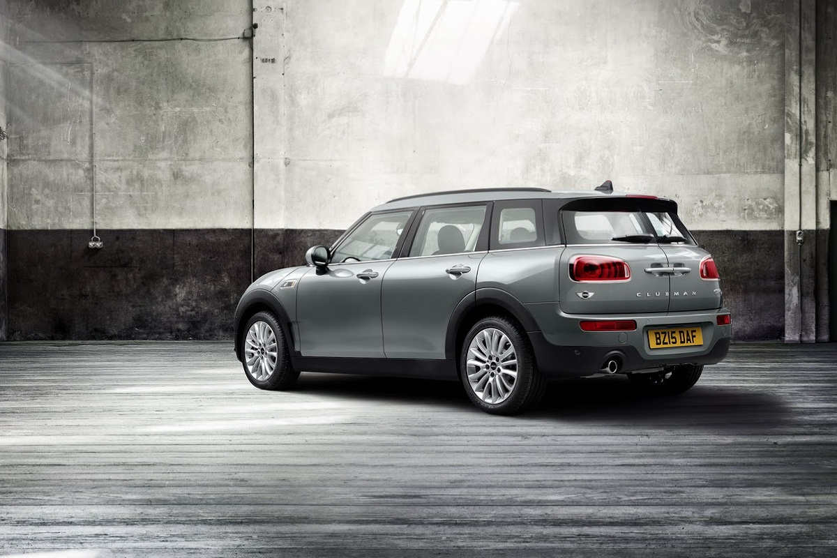 BMW's 2016 Mini Clubman wagon revealed | Car Reviews | New ...