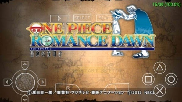 download Game One Piece Romance Dawn CSO android