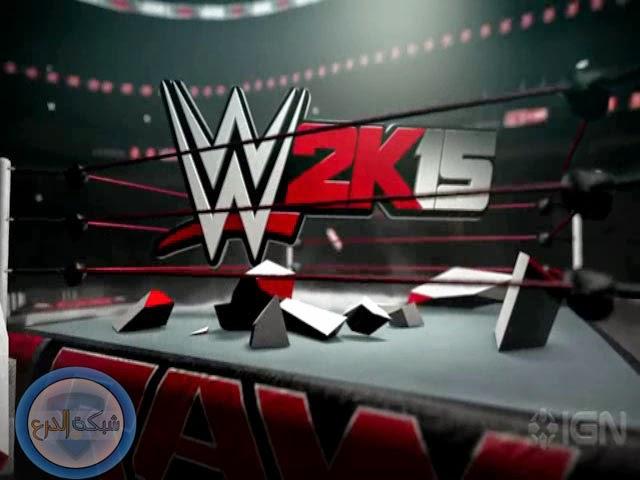 WWE 2K15 pc First