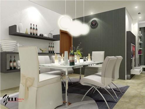 Comedores de dise o moderno y elegante ideas para for Diseno de comedores modernos