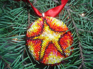 bead embroidery by Amy Clarke Moore