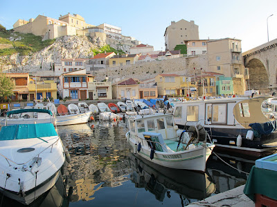 Marsiglia Vieux-Port