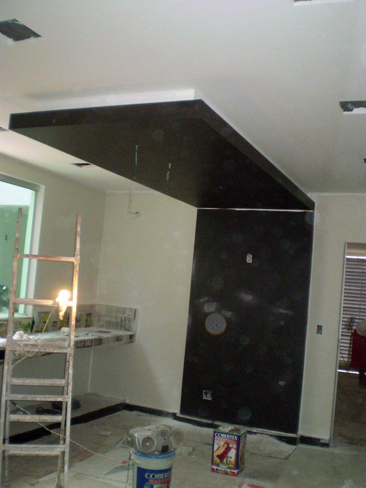 Casa da Áurea: Atualizando a obra: Painel da cozinha e Durafloor dos  #5C4D41 1200x1600