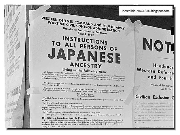 the history of japan under the americans Americans living along the west coast of the united  would spend the next three years living under armed guard,  japanese-american experience pre-world war.