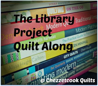 Library Project @ Chezzetcook Modern Quilts