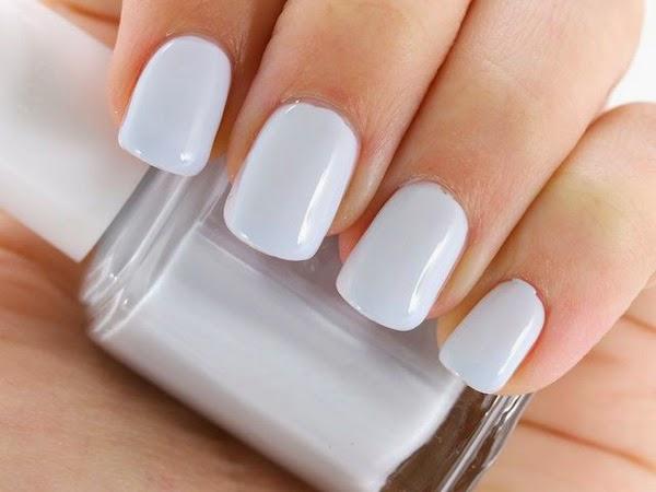 Manicura Blanca Uñas