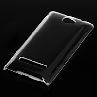 Transparent Crystal Case Shell for HTC Windows Phone 8S