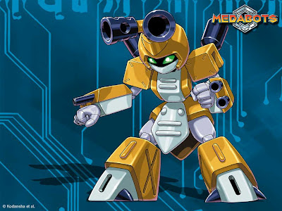 medarot metabee 3ds