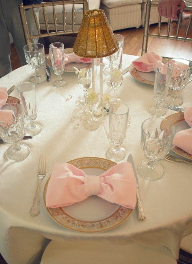 things she loves pittsburgh wedding planner bow tie napkins. Black Bedroom Furniture Sets. Home Design Ideas