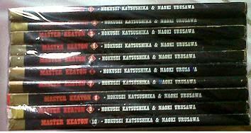 Komik Master Keaton Bekas