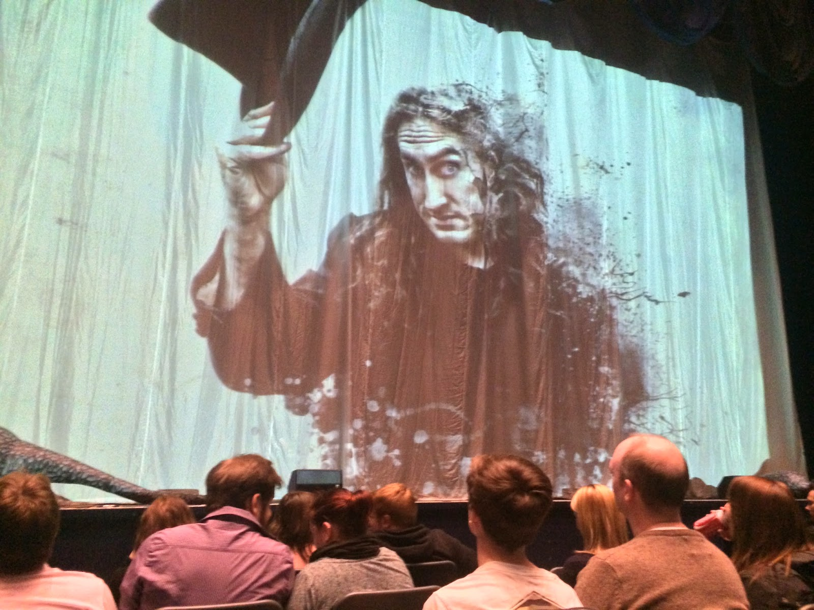 Ross Noble Tangentleman comedy at Portsmouth Guidhall