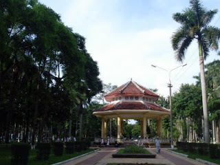 Nguyen Du Park - Haiphong (Vietnam)