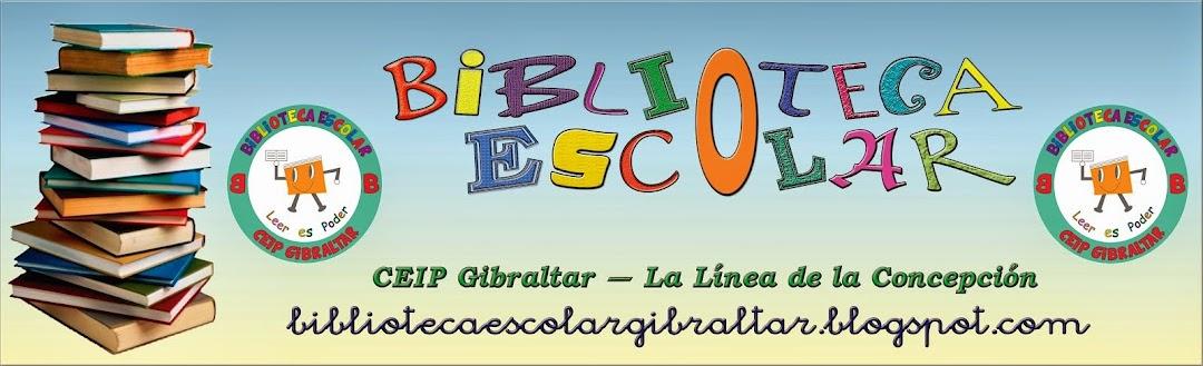 Biblioteca Escolar Ceip Gibraltar