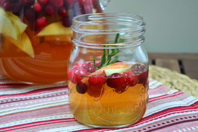 Holiday Sangria recipe