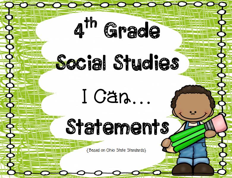 http://www.teacherspayteachers.com/Product/Ohio-American-History-I-Can-Statements-Pencil-Kids-1424292