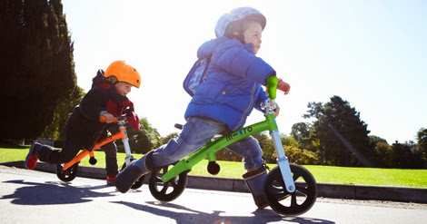 Kate Takes 5 Scooters For Schools Plus Win Brand New Micro