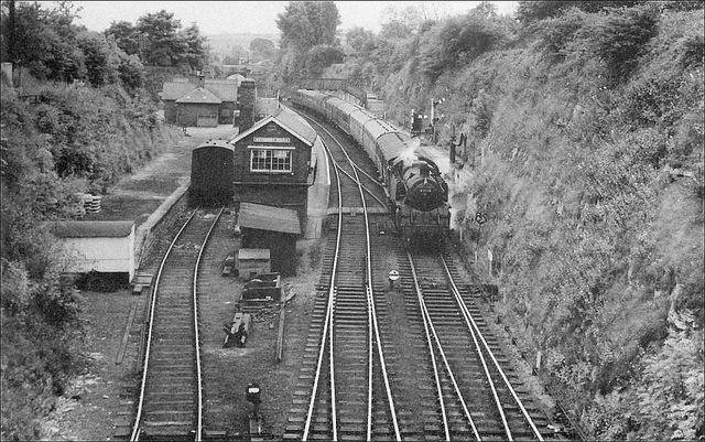 Wetherby Railway Station
