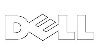 Dell Logo Sketch