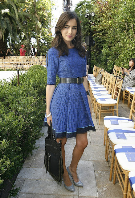 Camilla Belle   Cfda Vogue Fashion Fund Event 2009