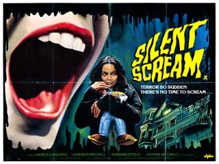 THE SILENT SCREAM (1980) GRITO SILENCIOSO - Audio Español / Ingles