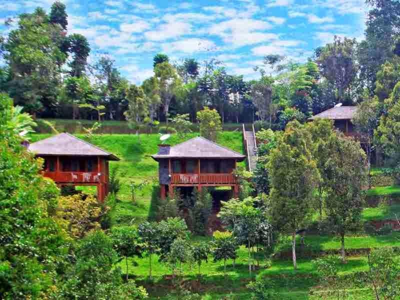 Tempat Wisata Lembang Bandung Maribaya