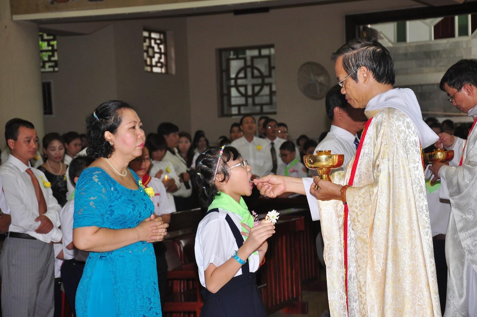 Gx. Đa Minh: Chương trình Phụng vụ tháng 6 và 7/2016