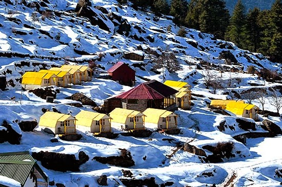nice colonies in Auli uttarakhand wallpapers