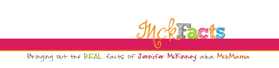 MckFacts - Facts about Jennifer McKinney aka MckMama