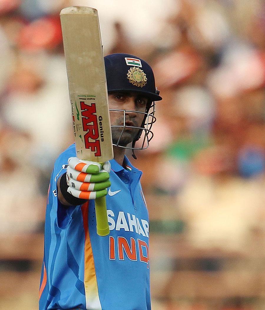 Mrf Cricket Bat Gautam Gambhir