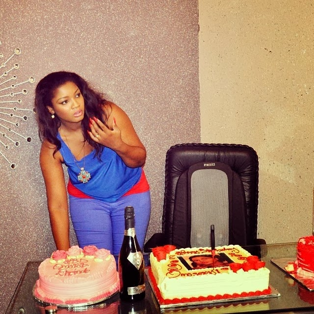 Happy Birthday, Omotola 36